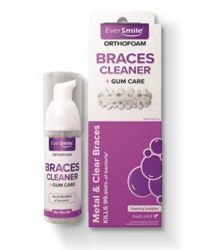 Braces Cleaner Orthofoam Eversmile